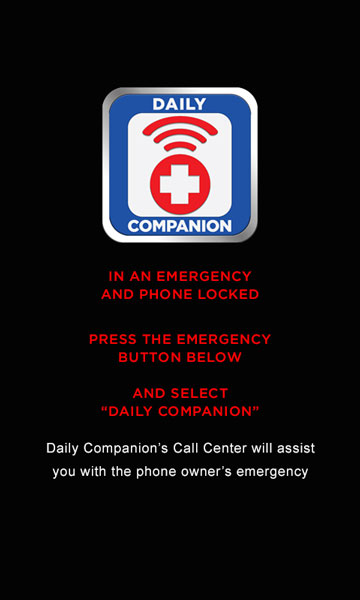 Samsung Passcode Access – Daily Companion